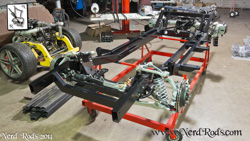 Nerd Rods Stage 3 TFC4 Frame